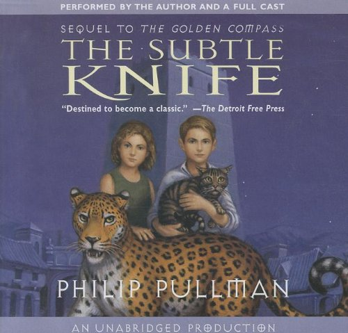 Subtle Knife, the (Lib)(CD)
