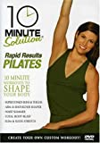 10 Minute Solution: Rapid Results Pilates [DVD] [Import]
