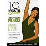 10 Minute Solution - Rapid Results Pilates [Import]by Lara Hudson