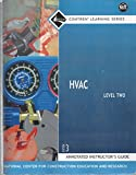img - for HVAC Annotated Instructor's Guide Level Two book / textbook / text book