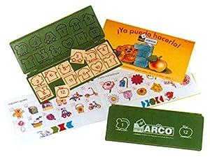Mini-Arco Mundo que nos rodea - Figuras-formas 1 en BebeHogar.com