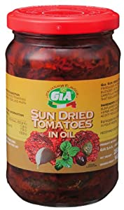 ギア サンドライドトマト オイル漬け 280g