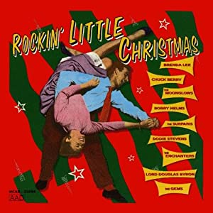 Various Artists Rockin Little Christmas Amazon Com Music