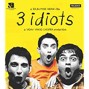 Discount of Flat 20% on 3 Idiots Orginal Print from Amazon India - Rs 719
