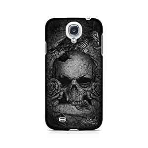 Mobicture Skull Abstract Premium Printed Case For Samsung S4