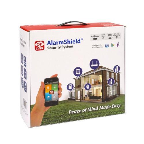 Oplink Security CMPOPG2204OPL01 Alarm Shield (White)