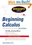 Schaum's Outline of Beginning Calculu...