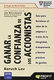 img - for Ganar la confianza de los accionistas (Spanish Edition) book / textbook / text book