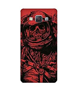 Space Skeleton Samsung Galaxy A5 Case