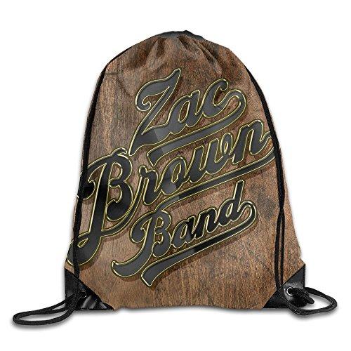 canace-zac-brown-band-outdoor-sports-coulisse-borse-zaino-white-taglia-unica