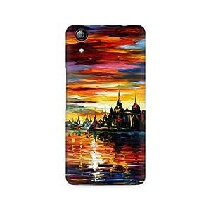 Mobicture Pattern Premium Designer Mobile Back Case Cover For Micromax Canvas Selfie 2 Q340