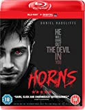 Horns [Blu-ray + UV Copy] [2015]