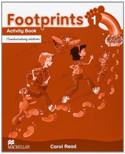 FOOTPRINTS 1 Ab - Handwriting Edition