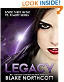 Legacy (The Vs. Reality Series Book 3)