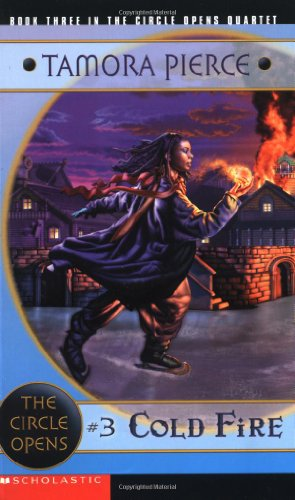 Cover of Cold Fire (Circle Opens, Book 3)