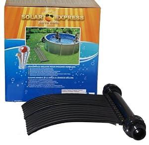 Chauffage piscine hors sol les bons plans de micromonde for Chauffage piscine solaire intex