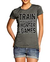 Twisted Envy Women's Hunger Games Organic Cotton T-Shirt