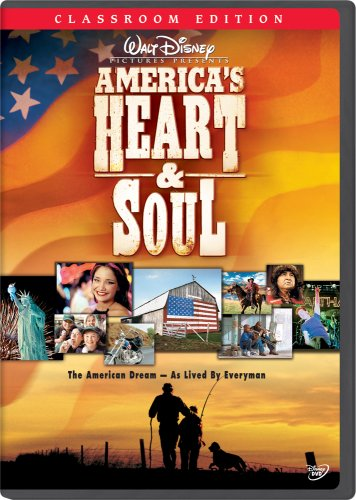Cover art for  America's Heart & Soul Classroom Edition [Interactive DVD]