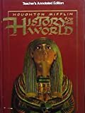 "Houghton Mifflin ""History of the World (Teacher's Annotated Edition). Hardcover! (0395632196) by Perry"