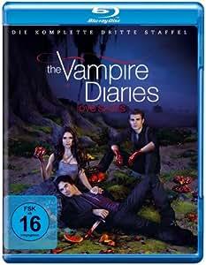 The Vampire Diaries - Die komplette dritte Staffel (4 Blu-rays) [Blu-ray]