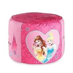 Disney Princess Tiara Jewels Pouf, 12-Inch
