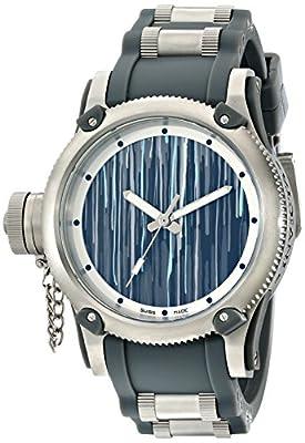 Invicta Men's 17477 Artist Analog Display Swiss Quartz Grey Watch