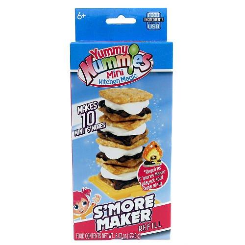 Yummy Nummies Mini Kitchen Magic Playset S Mores Maker