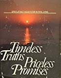 img - for Timeless truths, priceless promises book / textbook / text book