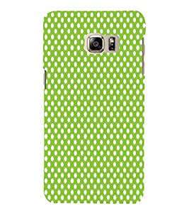 Light Green Zero 3D Hard Polycarbonate Designer Back Case Cover for Samsung Galaxy Note 7 : Samsung Galaxy Note 7 N930G : Samsung Galaxy Note 7 Duos