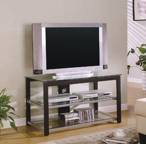 Cheap Modern Design LCD / Plasma Media Storage TV Stand (VF_AZ00-28267×30399)