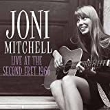 MITCHELL, JONI - LIVE AT THE SECOND FRET 1966