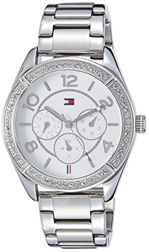 Tommy Hilfiger Analog White Dial Women's Watch - TH1781252J