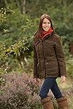 Sherwood Forest Women's Hampton Shooting Jacket - Brown, Size 10