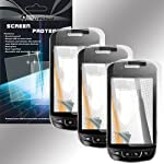 iNcido Brand 3-Pack Samsung Admire R720 Combo LCD Screen Protector For Samsung Admire R720