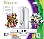 Xbox 360 4 GB Kinect + Kinect Sports...