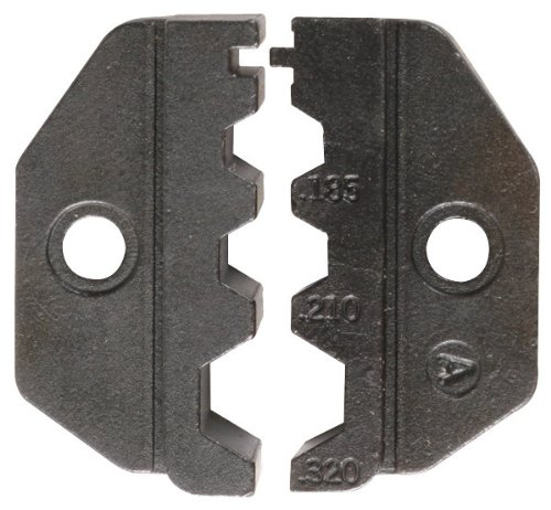 Greenlee 45562 Interchangeable Die Sets for Coaxial Connectors RG58 and RG59