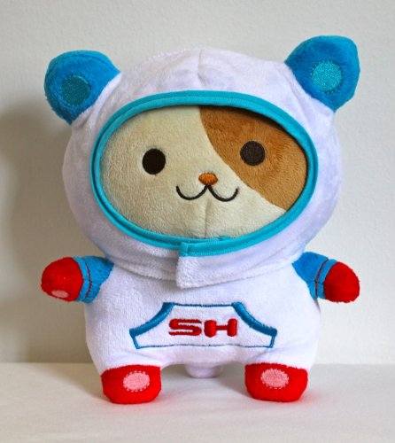 Sinjin - Official San-X Space Hamster 8 Inch Plush Doll