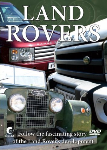 land-rovers