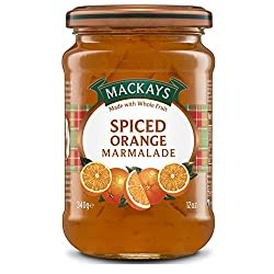 Mackays Spiced Orange Marmalade, 340g