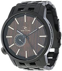 Rip Curl Men's A2690 - MWD Detroit Midnight Wood Fashion Lifestyle Watch by Rip Curl