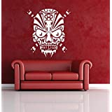 Hoopoe Decor Ghost On The Wall Wall Stickers And Decals - B00YN5MZPG