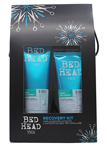 Tigi Duo Pack Bed Head Urban Antidotes Recovery 250ml Shampoo + 200ml Balsamo