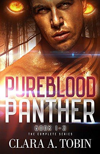 Pureblood Panther by Clara A. Tobin ebook deal