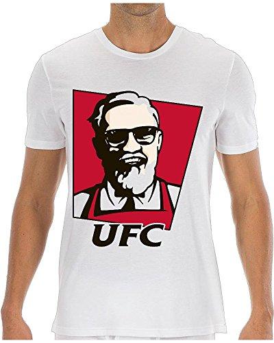 conor-mcgregor-ufc-kfc-parody-funny-mens-t-shirt-x-large