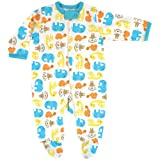 Luvable Friends Hanging Sleep N Play, Yellow, 6-9 Months