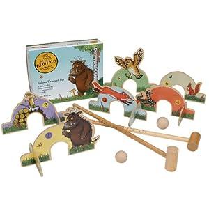 Gruffalo Croquet Set