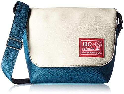 [イシュタル] B.C.ISHUTAL(イシュタル) ショルダーバッグ セカンドショルダーバッグS ISC-5003 BL (ブルー)