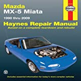 Mazda MX-5 Miata 1990 Thru 2009