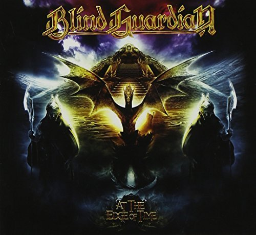 At The Edge Of Time (Dlx Ed./2 CD Set) by Blind Guardian (2010-08-24)