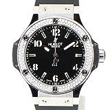 (ウブロ)HUBLOT 腕時計 ビッグバンスティール SS×ラバー×ダイヤ 361.SX.1270.RX.1104 中古